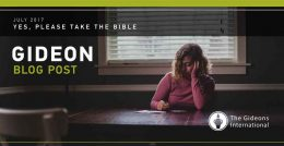 YES, PLEASE TAKE THE BIBLE