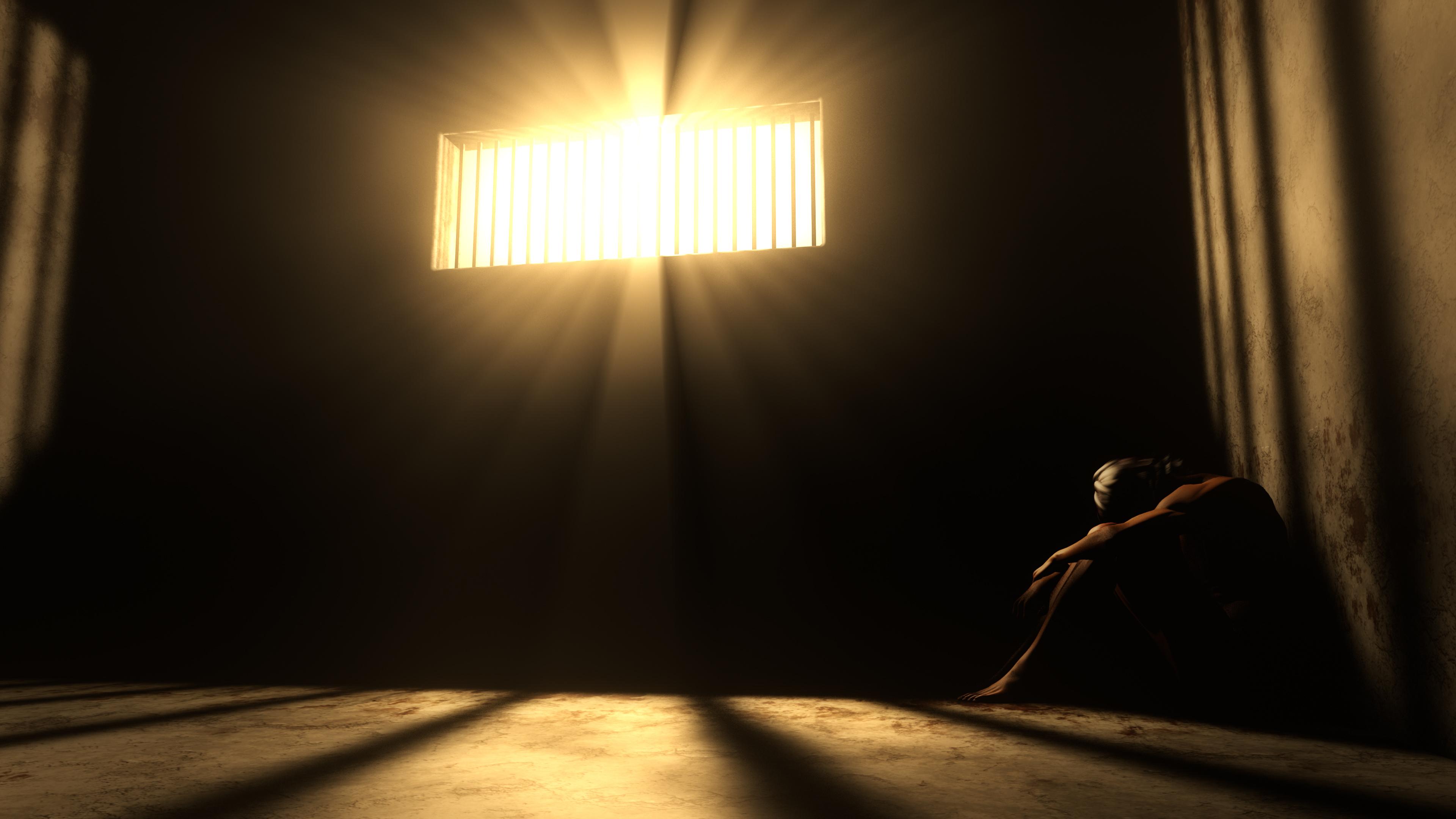 TESTIMONY: FREEDOM IN PRISON